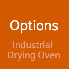Options(Industrial Drying Oven)