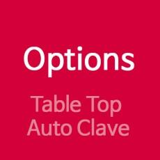 Options (Vertical Auto Clave)