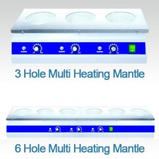 Multi Heating Mantle, For Spherical Flask
