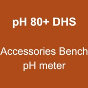 pH 80+ DHS (Accessories Bench pH meter)