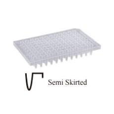 [EFP-QS96-20/EFP-QS96-50] Standard Profile qPCR 96 Well Plate (semi skirted)