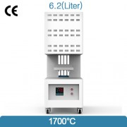 1700℃ Elevator 전기로 SH-FU-6MSU